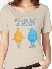 No Chemistry Women's Relaxed Fit T-Shirt
