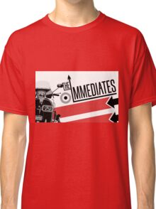 The Immediates Scooter Art Classic T-Shirt