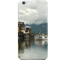 Hallstatt, Austria's Most Beautiful Lake iPhone Case/Skin
