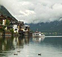 Hallstatt, Austria's Most Beautiful Lake by mike2048