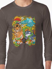 Music Paradise Long Sleeve T-Shirt