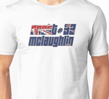 Scott McLaughlin - #33 V8 Supercars Unisex T-Shirt