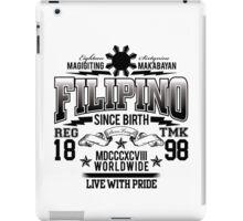 FILIPINO iPad Case/Skin