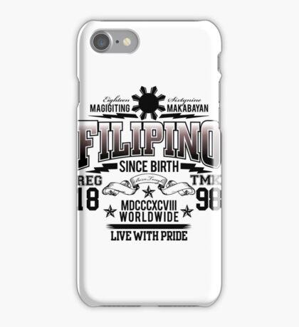 FILIPINO iPhone Case/Skin