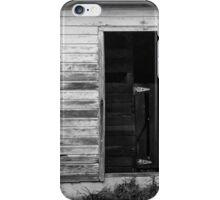 Open Barn Door iPhone Case/Skin