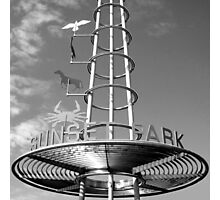 Sunset Park Photographic Print