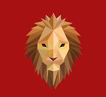 Lion Heart by CrownedRabbit