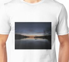 Lake at Dusk Unisex T-Shirt