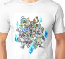 Final Fantasy Crystal Chronicles Unisex T-Shirt
