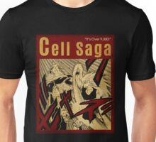 OVER 9000, CELL SAGA 3 Unisex T-Shirt