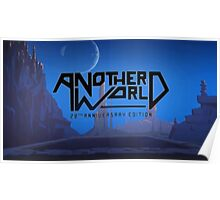 Another World 20th Anniversary Edition Poster