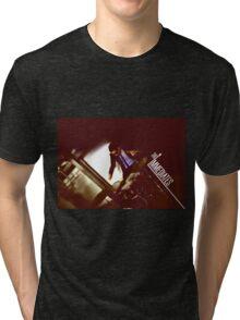 The Immediates drums Tri-blend T-Shirt