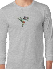 Dapper Hummingbird Long Sleeve T-Shirt