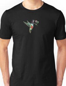 Dapper Hummingbird Unisex T-Shirt
