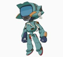 FLCL Sticker: Canti by MortyJoestar