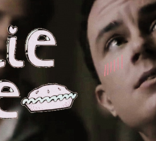 Jordan Parrish is a cutie pie Sticker