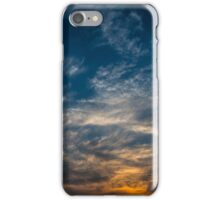 Sunset. iPhone Case/Skin