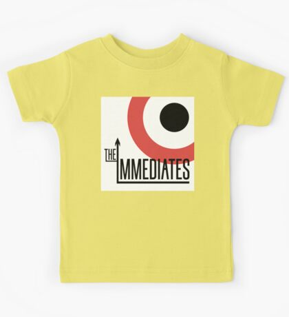 Immediates Mod Target Kids Tee