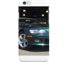 BEAUTY IN A GARAGE iPhone Case/Skin