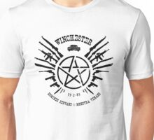 Winchester Coat of Arms Unisex T-Shirt