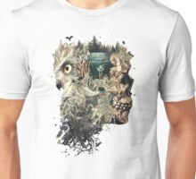 Forest Lake Dream Unisex T-Shirt