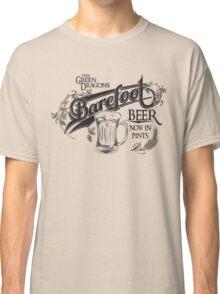 The Hobbit Barefoot Beer Shirt Classic T-Shirt