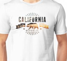 California Skyline Unisex T-Shirt