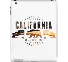 California Skyline iPad Case/Skin