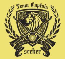 Seeker Crest - Get the Snitch Kids Tee