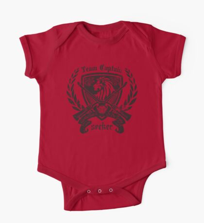 Seeker Crest - Get the Snitch One Piece - Short Sleeve