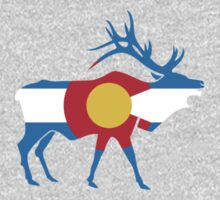 Rocky Mountain Elk: Colorado Hometown Series by theMaestro