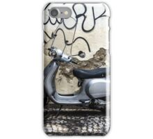 Vespa Scooter iPhone Case/Skin