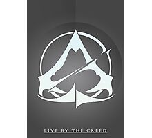 Assassins Creed Emblem Variant 2 Photographic Print