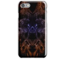 Symmetry abstraction. iPhone Case/Skin