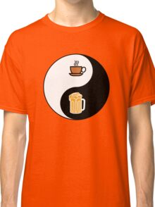 Coffee vs. Beer Classic T-Shirt