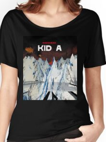 Kid A Women's Relaxed Fit T-Shirt