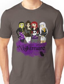 Nightmares and Magic Unisex T-Shirt