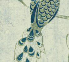 Dusky Peacock Sticker