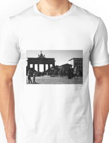 Berlin meets Darth Vader...and a trooper... Unisex T-Shirt