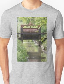 closed on the river Unisex T-Shirt