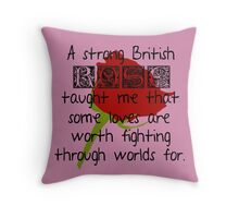 We'll Never Forget Throw Pillow