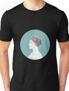 EVERY INCH A QUEEN Unisex T-Shirt