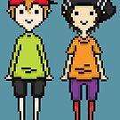 KevEdd Pixel Sprites by supalurve