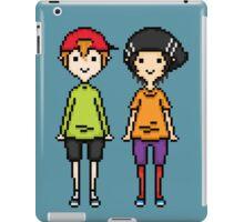 KevEdd Pixel Sprites iPad Case/Skin