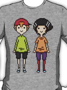 KevEdd Pixel Sprites T-Shirt