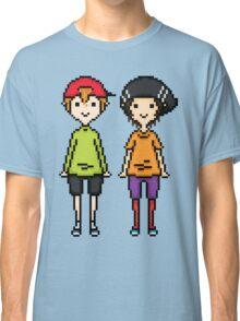 KevEdd Pixel Sprites Classic T-Shirt