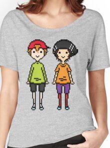 KevEdd Pixel Sprites Women's Relaxed Fit T-Shirt