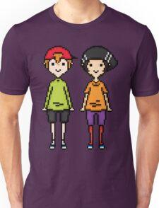 KevEdd Pixel Sprites Unisex T-Shirt