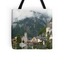 Village Hallstatt, Upper Austria Tote Bag