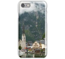 Village Hallstatt, Upper Austria iPhone Case/Skin